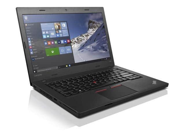 Lenovo ThinkPad L460 Laptop i5-6300u 8GB RAM 256GB SSD $639 @Newegg