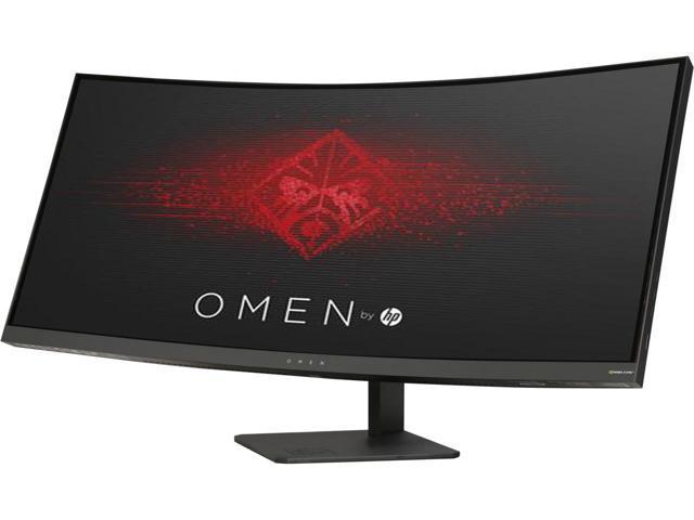 HP - OMEN X by HP 35 LED Curved WQHD 21:9 Ultrawide 100Hz GSync Monitor $720 AC @Newegg