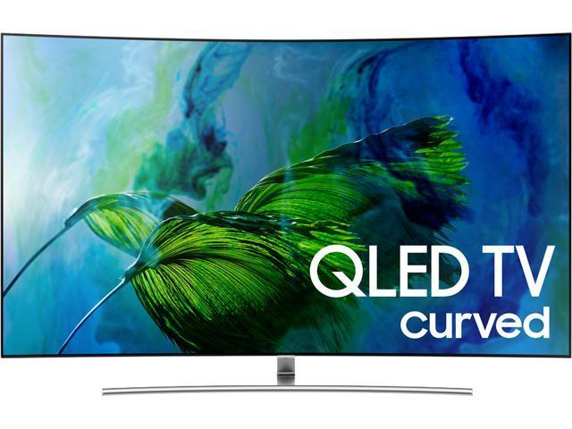 "Samsung Q8C-Series 65""-Class HDR UHD Smart Curved QLED TV (QN65Q8CAMFXZA) $2290 AC@Newegg"