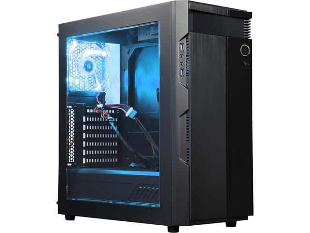 APEX 21N-01 Black Steel Mid Tower Case $20 AR @Newegg NZXT S340 Glossy White Mid Tower $50 AR