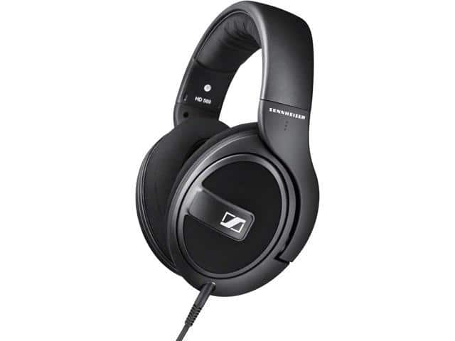 Sennheiser HD 569 Around Ear with Inline mic Headphones + ($50 GC) 180 @Newegg