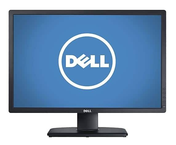 "24"" Dell U2412 1920x1200 IPS LED Monitor $150 @Staples"