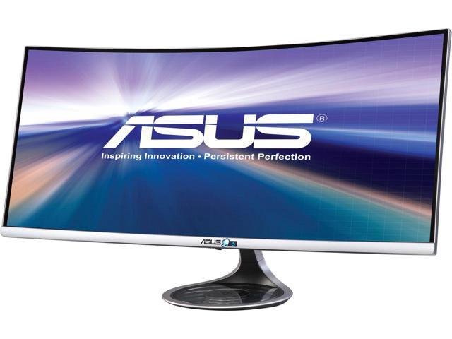 "34"" ASUS Designo Curved MX34VQ UWQHD 100Hz Eyecare Frameless Monitor$609 AC@Newegg"