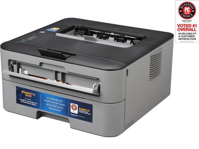 Brother HL-L2300D Laser Printer $65@Newegg
