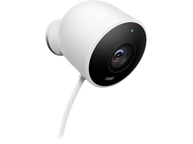 Nest Cam Outdoor 1080p HD Day / Night Security Camera (+ $50 GC) $199 @Newegg