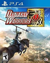 Dynasty Warriors 9 PS4 $22.35 @Amazon