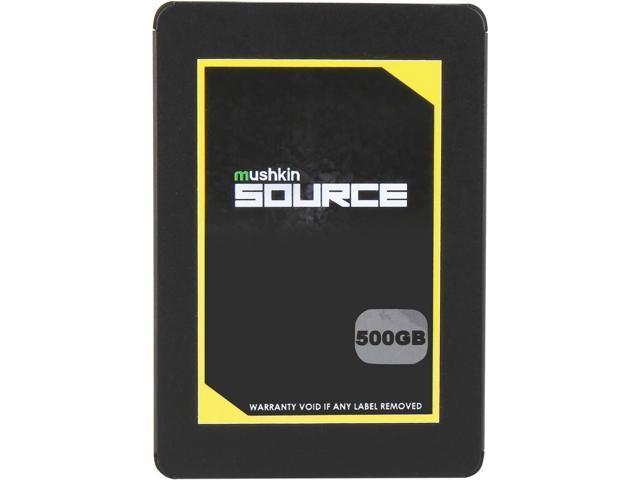 "500GB Mushkin Enhanced Source 2.5"" 3D TLC SSD $110 @Newegg"