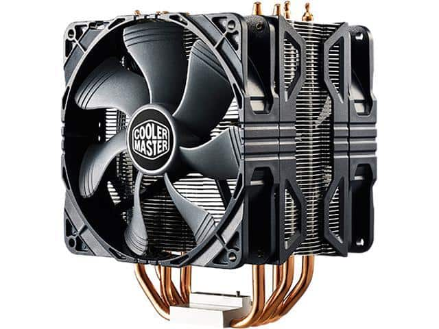 Cooler Master 212X Dual Fan CPU Cooler $25 AR @Newegg or Hyper 212 LED Turbo Red Top also