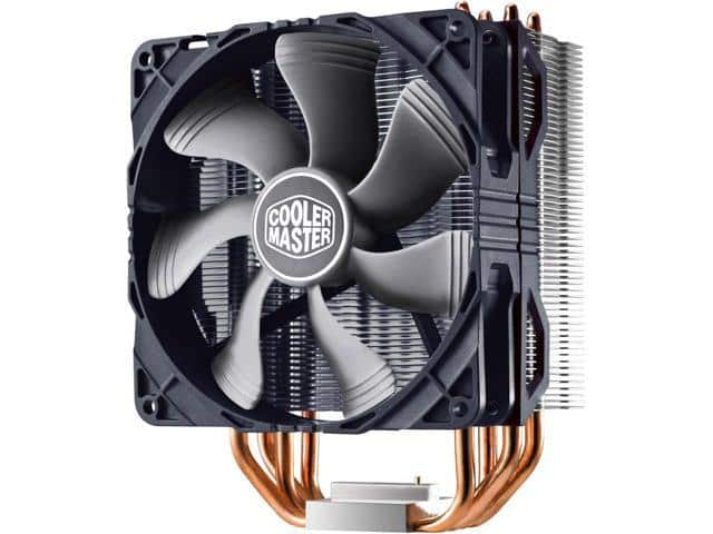 COOLER MASTER RR-212X-20PM-R1 120mm 4th Generation Bearing CPU Cooler $20 AR @Newegg