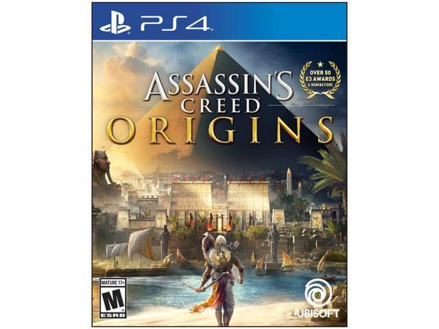 Assassin's Creed Origins PS4 $30 AC @Newegg