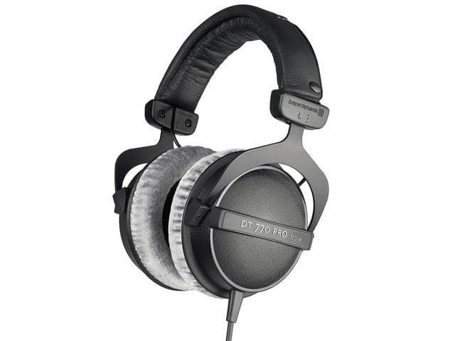 Beyerdynamic DT-770 Pro 80 Ω,Headphones (+ $50 GC) $179 @Newegg