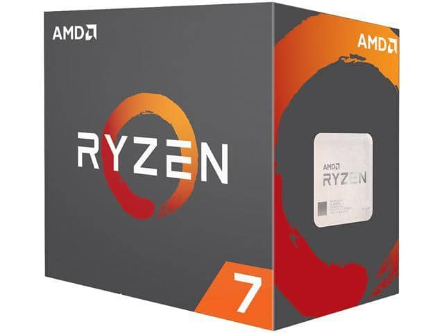 AMD RYZEN 7 1800X Processor $295 AC @Newegg