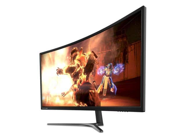 Pixio PX347c Prime 34 inch 100Hz 3440x1440 FreeSync UWQHD 2K Curved Monitor $500 @Newegg