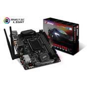 MSI Z270I GAMING PRO CARBON AC LGA 1151 Intel Z270 Mini ITX Motherboard $96 AR @Superbiiz