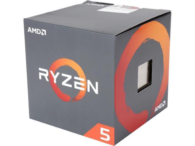 AMD RYZEN 5 1500X 4-Core Processor w/Wraith Cooler $135 @Newegg