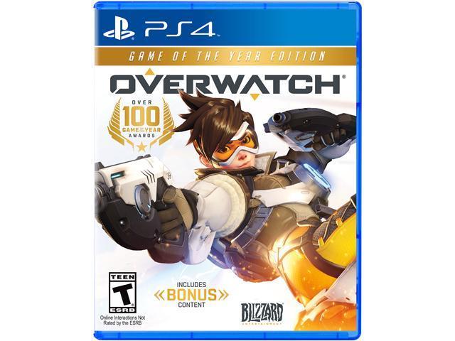 Overwatch GOTY Edition PS4 | XB1 $25 AC @Newegg AC Origins also $25AC