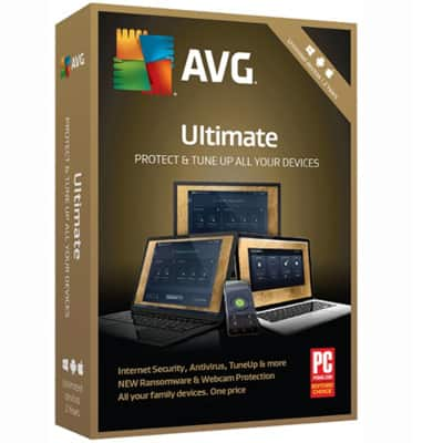AVG Ultimate 2018 Unlimited Devices / 2Years  Free after $40 Rebate @Frys