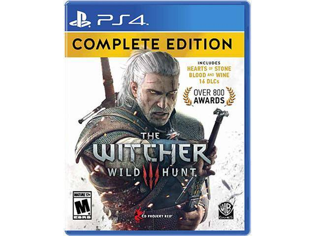 Witcher 3: Wild Hunt Complete Edition - PS4 | XB1 $25 AC @Newegg Dissidia Final Fantasy NT - PS4 $20 AC and more