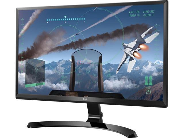 "24"" LG 24UD58-B UHD 4K IPS Freesync Monitor $230 AC@Newegg"