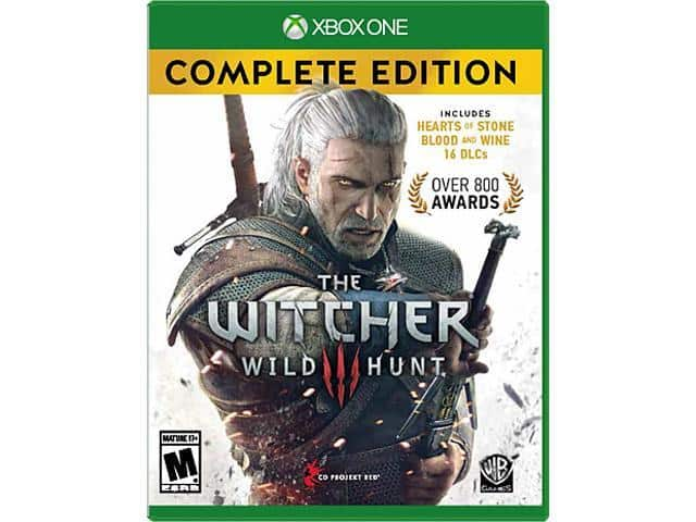 Witcher 3: Wild Hunt Complete Edition - Xbox One | PS4 $25 AC @Newegg