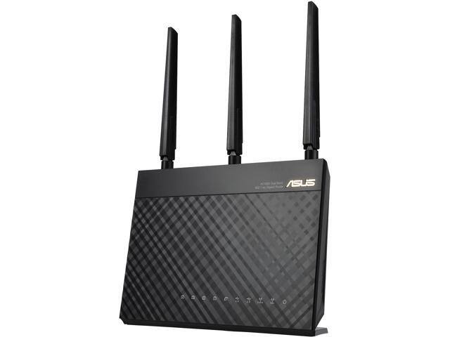 Asus RT-AC1900P Dual-Band AC1900 Router *RFB* $77 @NF