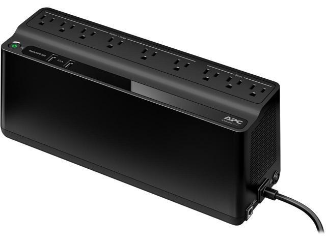 850VA APC Back-UPS Battery Backup UPS w/USB Charging Ports $70AC  @Newegg