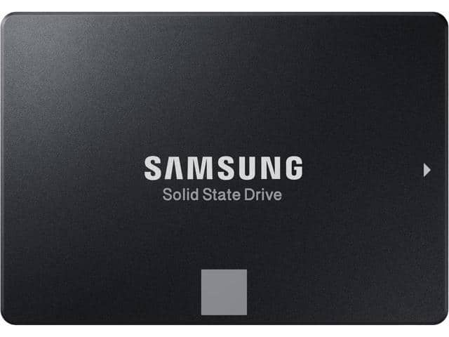 1TB Samsung 860 EVO SSD $250 @Newegg