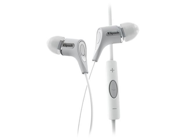 Klipsch R6i In-Ear Headphones - White for $27 AC@ Newegg