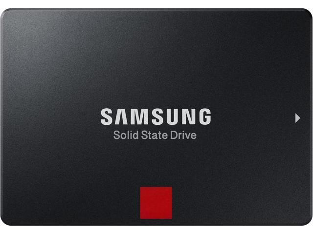 512GB SAMSUNG 860 Pro 3D NAND SSD $205 AC @Newegg