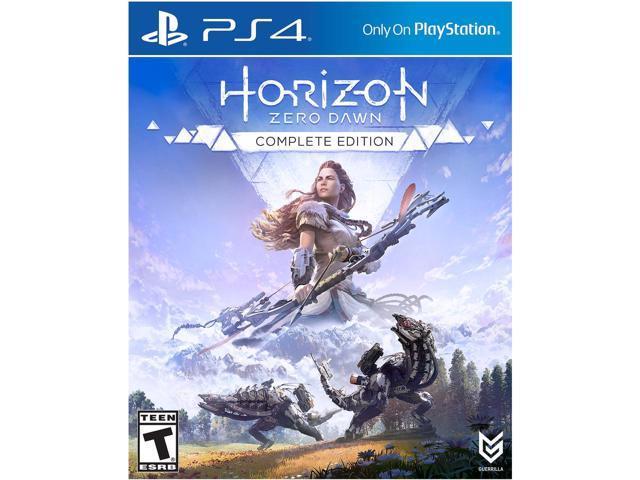 Horizon Zero Dawn - Complete Edition - PlayStation 4 $20 @Newegg