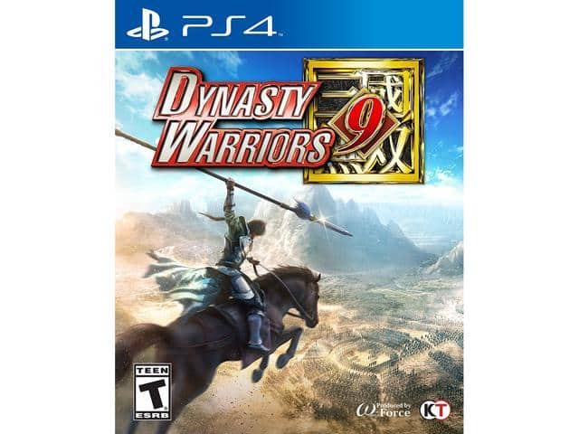 Dynasty Warriors 9 - PlayStation 4 | XBox One $20 AC @Newegg and more titles 50% off