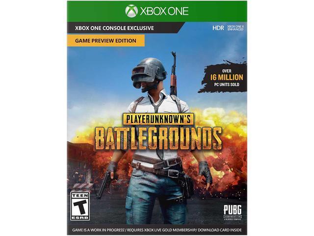 Playerunknown's Battlegrounds - Xbox One $15 AC @Newegg