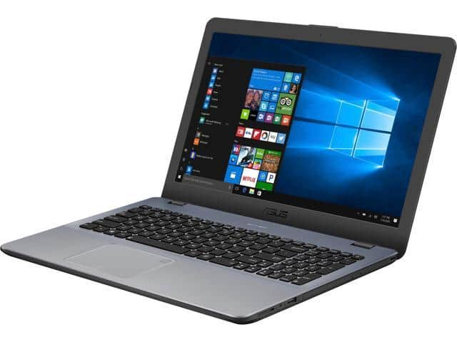 ASUS VivoBook F542UA-DH71 15.6 inch FHD Slim and Portable Laptop, I6-7500u 8GB RAM 256GB  m.2 SSD $630 AC@Newegg