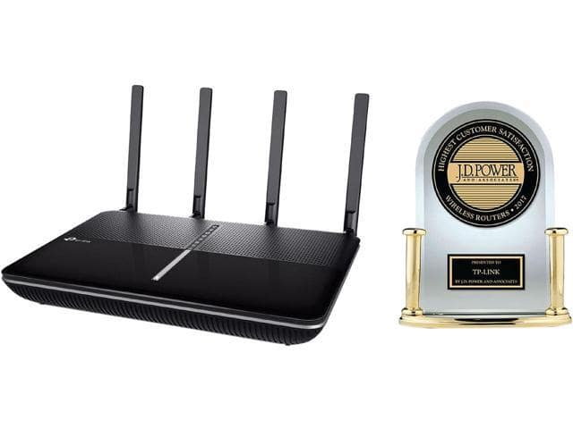TP-Link Archer C3150 V2 AC3150 Wireless MU-MIMO Router + DOCSIS 3.0 24x8 Cable Modem $200 AC @Newegg