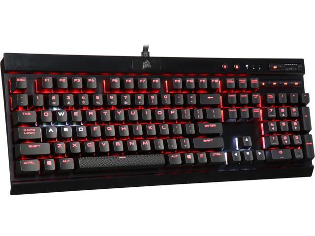Corsair Gaming K70 RAPIDFIRE RGB Mechanical Keyboard Cherry MX Speed *RFB* $88 @Newegg