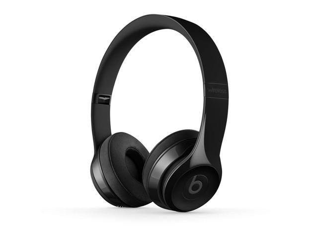Beats By Dre Solo3 Wireless Headphones Gloss Black $159 AC @Newegg