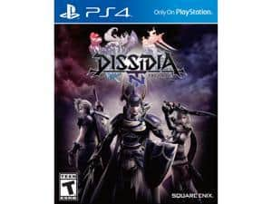 Dissidia Final Fantasy NT - PlayStation 4 $15 AC @Newegg