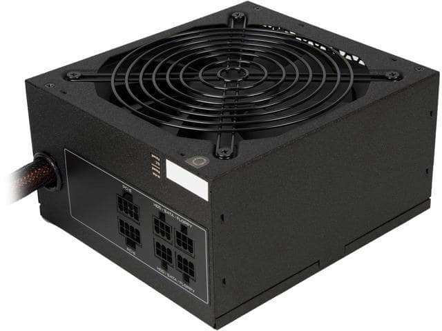 750W Rosewill Capstone 750M 80+ Gold Power Supply *OB* $55.49 AC @Newegg