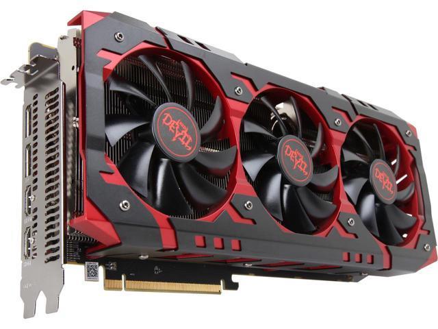 PowerColor Radeon RX Vega 64 AXRX 8GBHBM2-2D2H/OC Video Card (+ Far Cry 5) $580 AR @Newegg