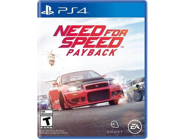 Need For Speed Payback-(PS4 | XB1) $28 AC @Newegg