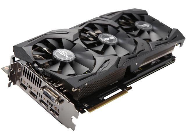 ASUS ROG Radeon RX Vega 56 STRIX-RXVEGA56-O8G-GAMING 8GB Video Card (+Far Cry 5) $500 AC ($450 AR) @Newegg