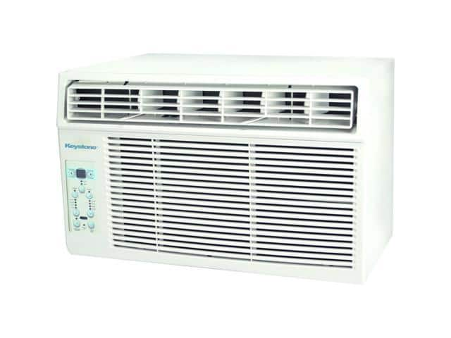 Keystone KSTAW10B 10,000 BTU 115V Window-Mounted Air Conditioner $250 AC @Newegg