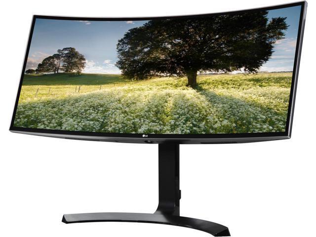 LG 34CB88-P 34inch Curved IPS Ultrawide QHD Monitor $450 AC Newegg