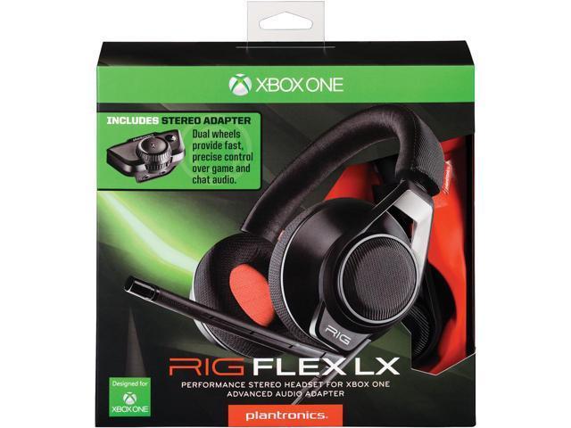 Plantronics RIG Flex LX Xbox One Stereo Gaming Headset  or Flex LX SE Gaming Headset - Xbox One (+PUBG) $25 AC @Newegg