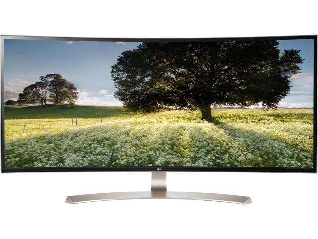 "38"" LG 38CB99-W Curved UltraWide 3840x1600 UW-QHD 21:9 IPS LED Monitor with USB-Type C / 3.0 $830 AC @Newegg"