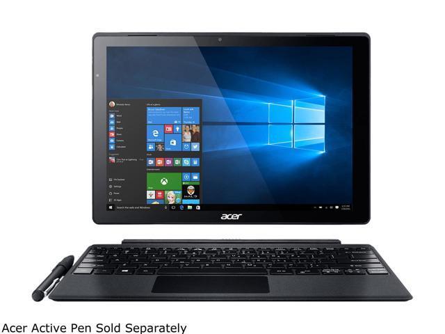 Acer Switch Alpha 12 2-in-1: Laptop 1440P IPS Touch, i5-6200U, 8GB Ram, 256GB SSD, Win10 Pro $530 AC @Newegg