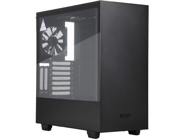 NZXT H500i Tempered Glass Mid Tower Case $85 AC @Newegg