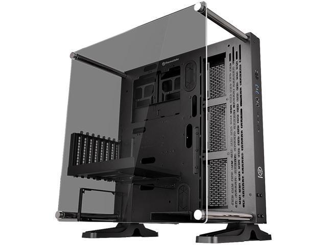 Thermaltake Core P3 TG Black Tempered Glass Open Frame Gaming Case $82 AR @Newegg