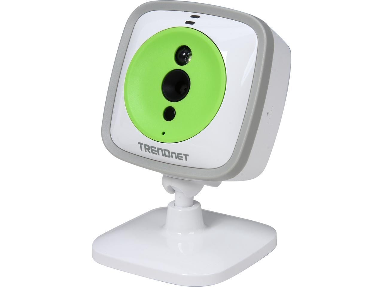 TRENDnet TV-IP743SIC Day/Night Wireless Baby Monitor/IP Camera with Built-In 2 Way Audio $15 @NF