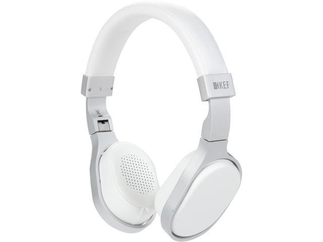 KEF M500 Hi-Fi Headphones (White) $70 AC @Newegg